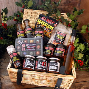 The Ultimate Chilli Hamper