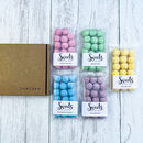 Personalised Letterbox Sweets Gift Box