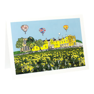 Ashton Court Greetings Card
