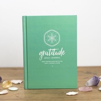 Gratitude Daily Journal