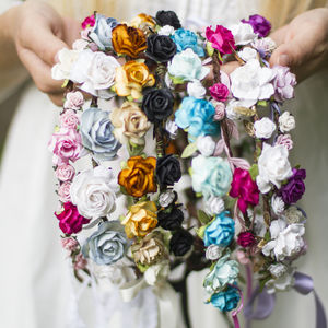 Diy Flower Crown Kit