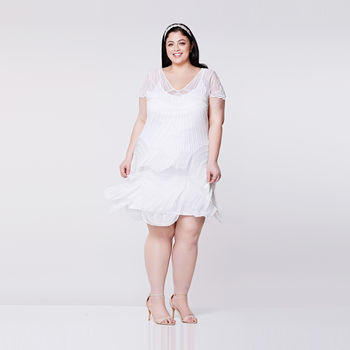 Plus Size Beatrice Bridal Dress