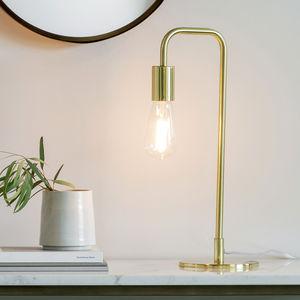 desk lamps notonthehighstreet com rh notonthehighstreet com