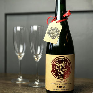 Dolly's Delight A Limited Edition Champagne Style Cider - beer & cider