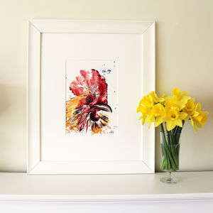 Hen Henrietta - prints & art sale
