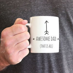 Awesome Dad Ceramic Mug