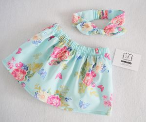 Blue Rose Baby And Toddler Skirt - clothing