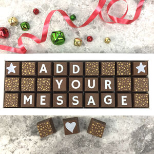Personalised Chocolates All Occasions Box