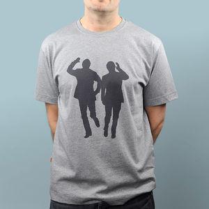 Morecambe And Wise Sunshine T Shirt - men's fashion