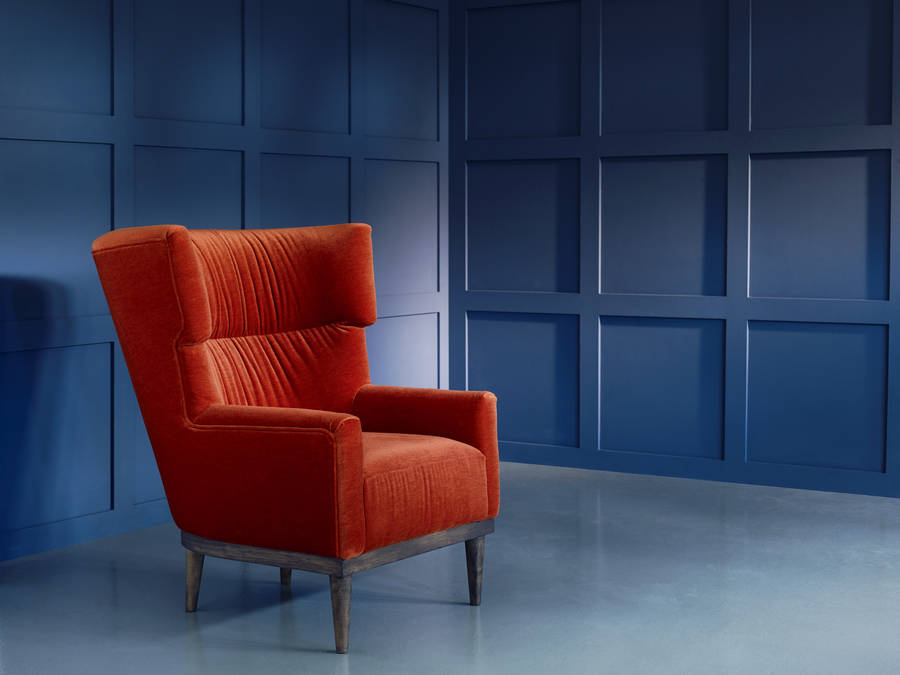 New: Oscar Low Back Chair