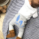 Personalised Bunny Baby Leggings