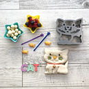 Bento Starter Sets For Kids. Dog Or Cat
