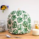 Tea Cosy Cheese Plant Print
