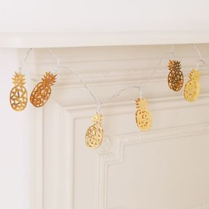 Pineapple LED String Lights - christmas lighting
