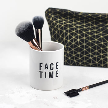 Face Time Make Up Pot