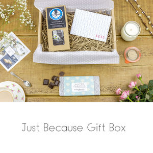 Just Because Gift Box - gift sets