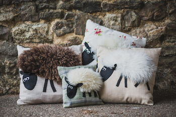 Sheep cushions