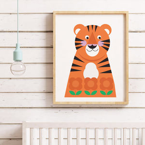 Tiger Children's Print