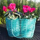 Garden Hanging Basket Shopping Bag