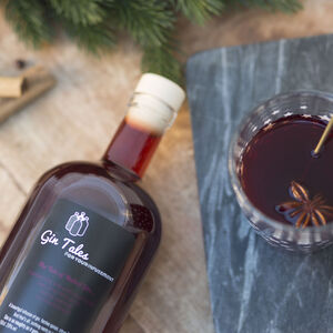 Christmas Mulled Gin