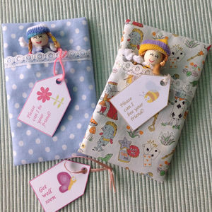 Stocking Filler Small Gift Doll - keepsakes