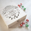 Your Favourites Wooden Box
