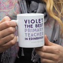 Best Job In… Personalised Mug