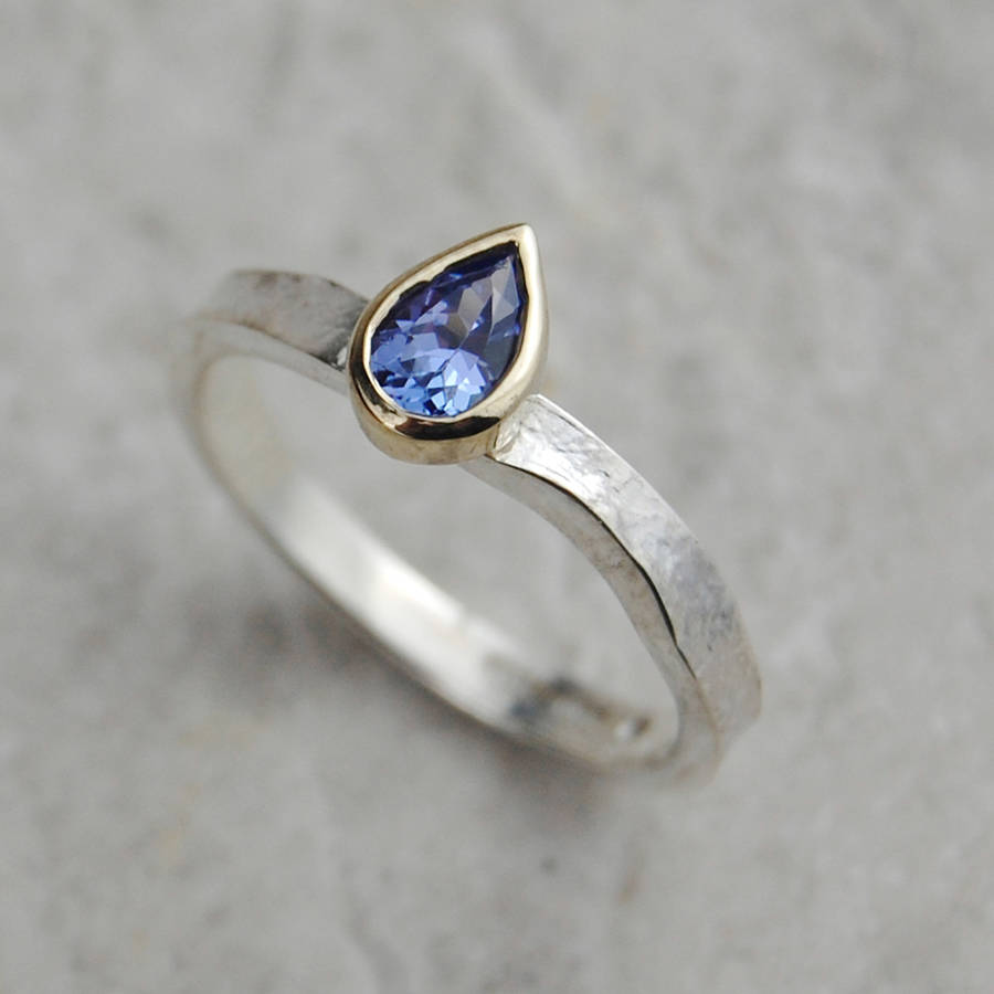 birthstone rh earrings other september cut december silver all sapphire bling baguettes view color rings wedding jewelry princess ring engagement cz blue