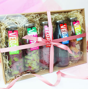 Large Vegan Gummies Sweet Hamper
