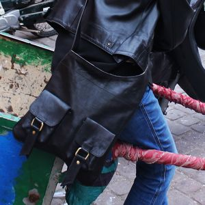 Shark Crossbody - cross-body bags