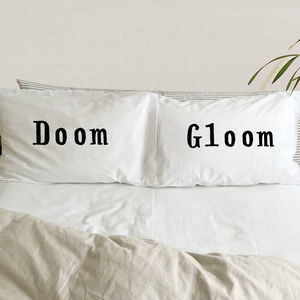 Personalised 'Pet' Name Pillowcases - bed, bath & table linen