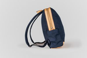 Large Canvas Backpack - men's accessories