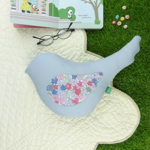 Bird Shaped Cushions Nursery Pillows - children's room