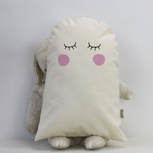 Ghost Nursery Cushion