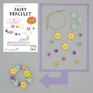Make Your Own Fairy Bracelet Kit - party bags and ideas