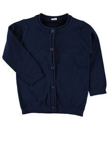 Vamina Knit Cardigan In Navy - view all sale items