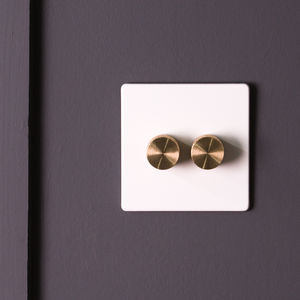 Design Your Own Dimmer Switches