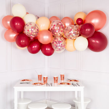 Berry Blush Balloon Cloud Kit
