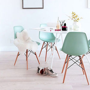 Spring Pastel Milano Dining Chair - dining room