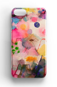 Whimsical Mountain Landscape Phone Case iPhone Samsung