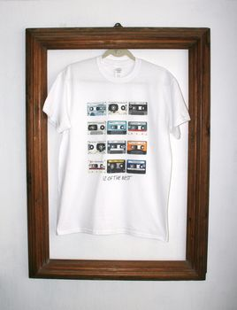 Favourite Songs Cassette T Shirt