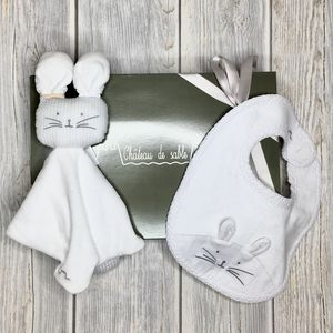 French Designer Two Piece Baby Gift - gift sets