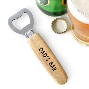 Personalised Bottle Opener - kitchen accessories