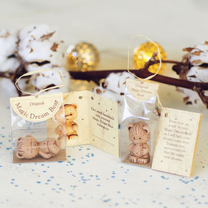 Ceramic Magic Dream Bear Set Of Two - party bags and ideas