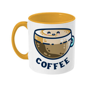 Latte Coffee Cute Ceramic Mug