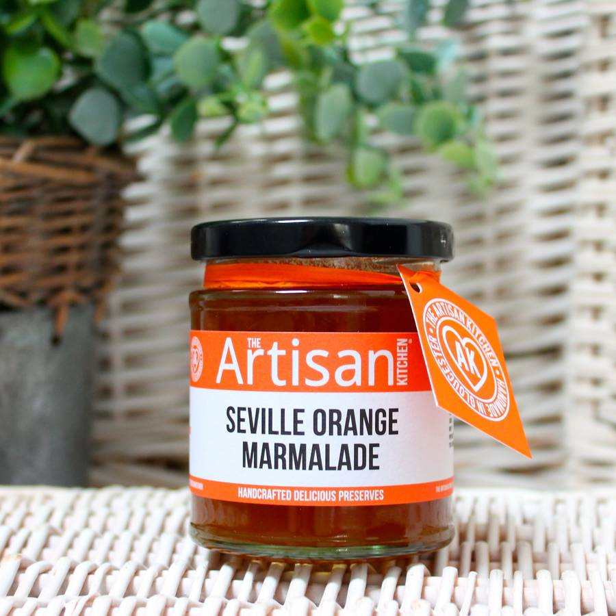 homepage > THE ARTISAN KITCHEN > ARTISAN SEVILLE ORANGE MARMALADE