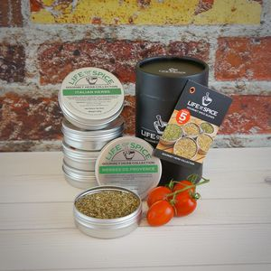 Gourmet Herbs Gift Collection