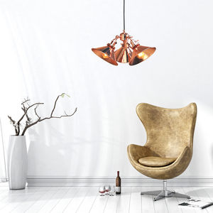 Three Way Ceiling Pendant Lighting - pendant lights
