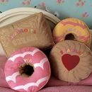 Biscuit Cushions Personalised