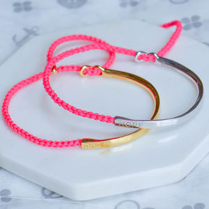 Be Hope Bracelet - 30th birthday gifts
